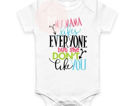 Momma Like Everybody