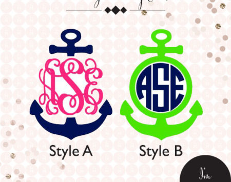 Monogram Anchors2